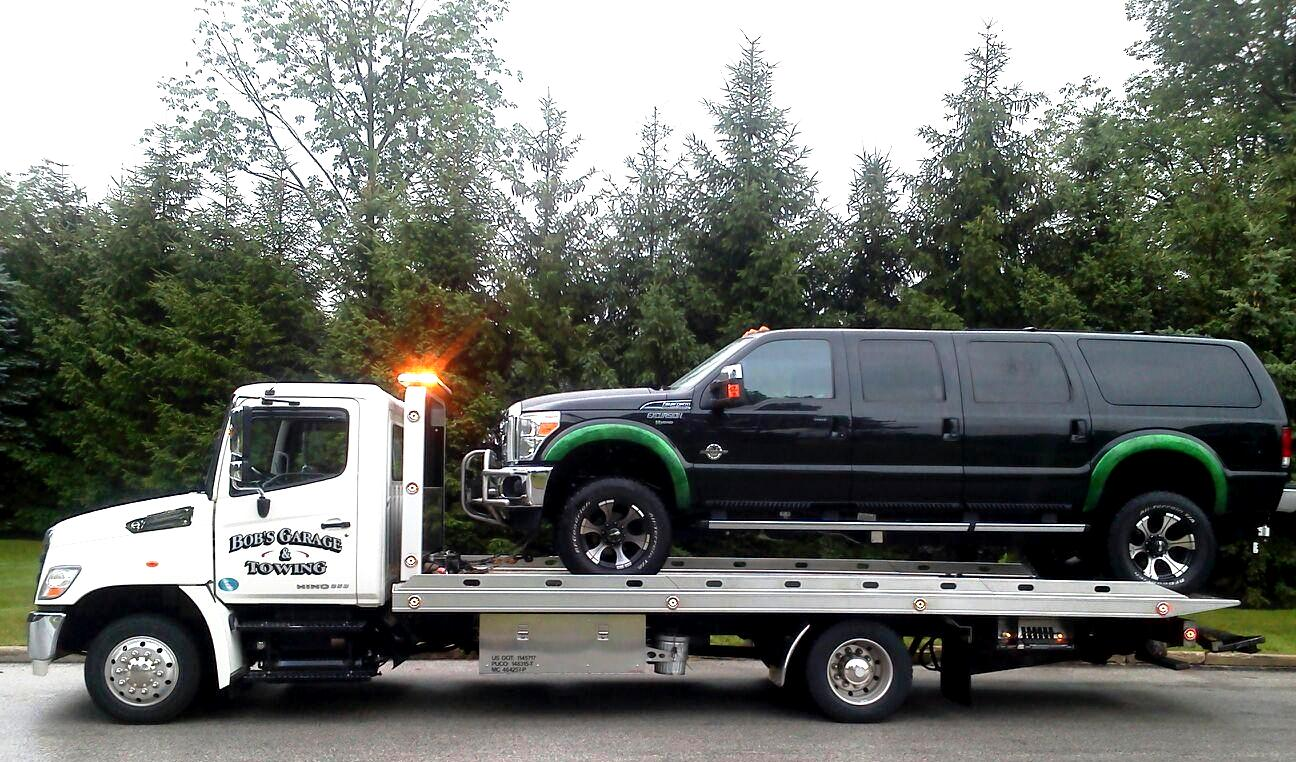 24 Hour Damage-Free Towing and Recovery Service